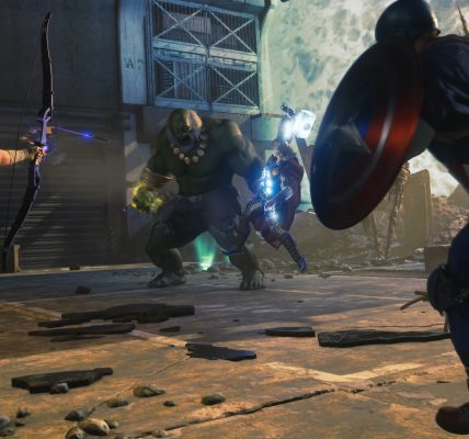 Marvel's Avengers Next-Gen update